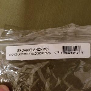 Sperry Accessories - SPERRY OAK ISLAND POLARIZED BROWLINE AVIATOR